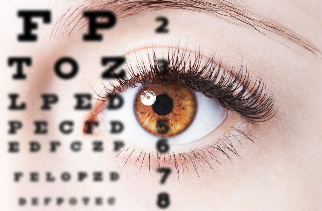 Eye physicals are necessary for everyone, regardless of their eye health.